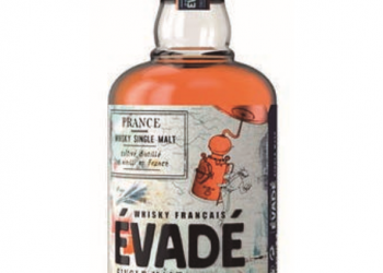 Evade France Single Malt Whisky